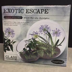 Dunecraft Exotic Escape Double Bubble Terrarium